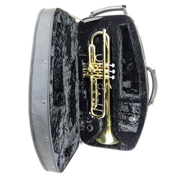 Student Trumpet W/Monel Valves & Backpack