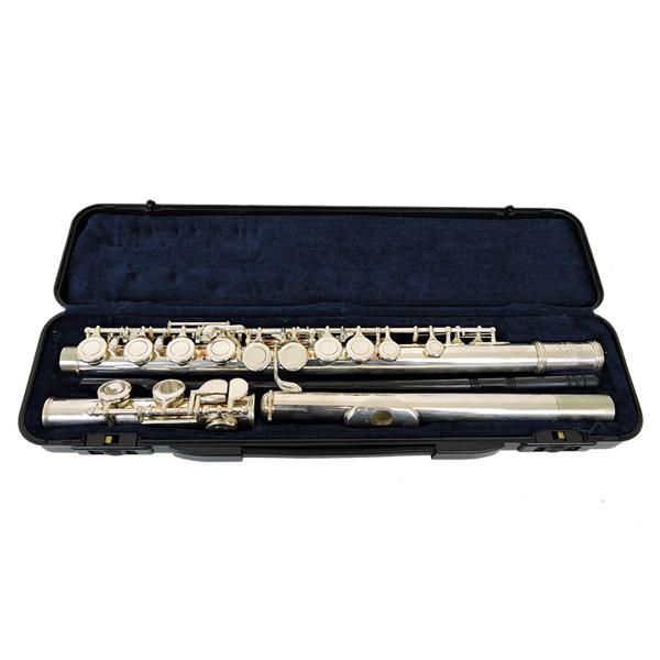 Flute Silver Plate with Split E Mechanism