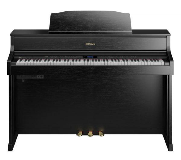 Roland HP605 Upright | $3,239 Digital Pianos | EPG Piano Warehouse