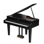 Roland GP607 Polished Ebony