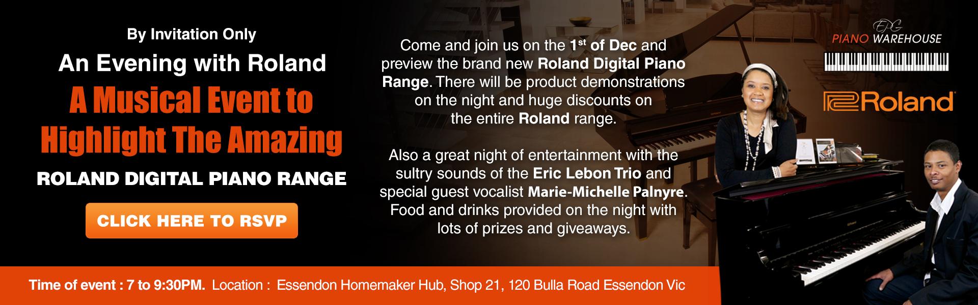 Roland Event