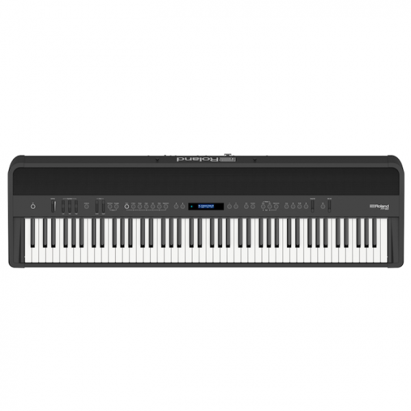 Roland-FP90-Black-keyboard-only